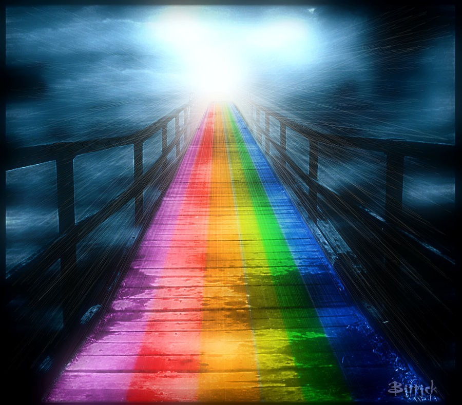 rainbow bridge by michaelbittick d4bfsmx w900 o